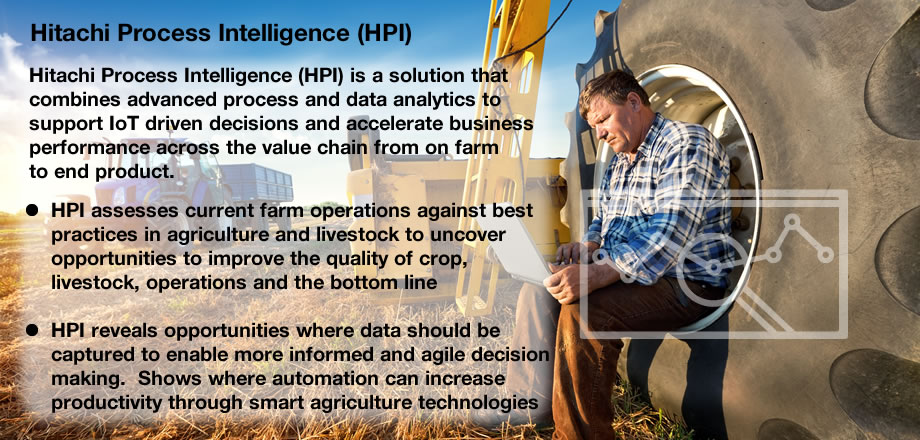 Hitachi Process Intelligence (HPI)