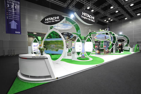 Praise For Hitachi's Eco-Products