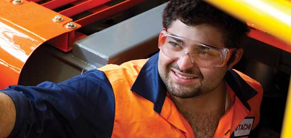 Hitachi Construction Machinery Careers