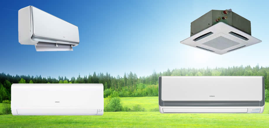 Wall Mount Split Room Air Conditioners