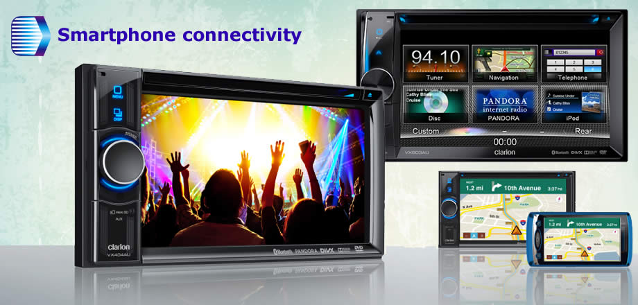 Automotive Electronics Mobile Multimedia
