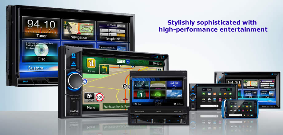 Automotive Electronics Mobile Navigation