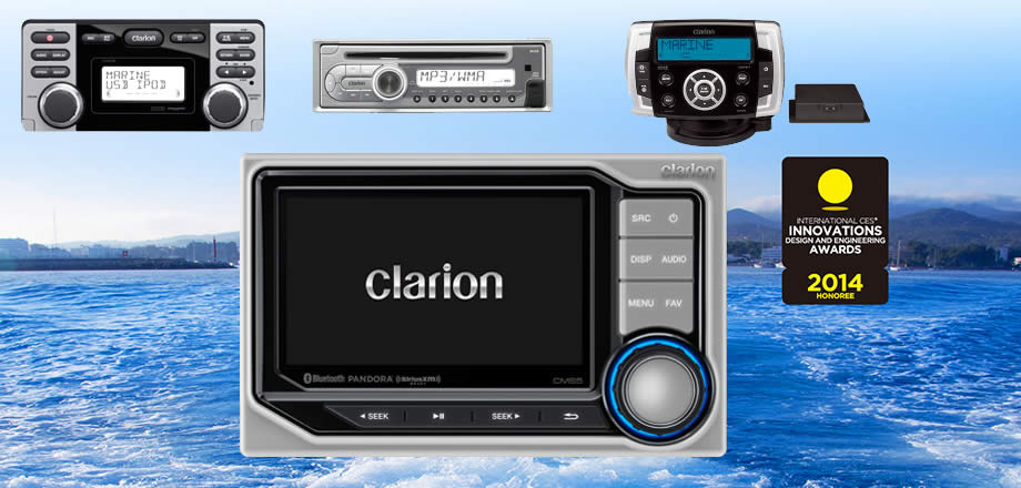 Automotive Electronics slide Marine Audio