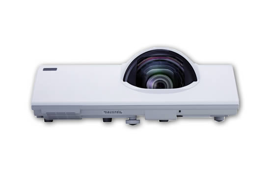 CPCW301WN Super Short Throw Projector