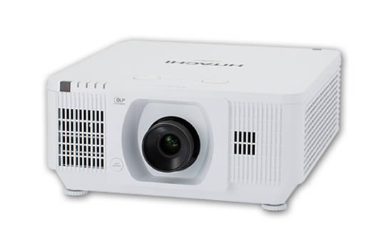 6000 series Laser Phosphor Light Source Large Venue Data Projector