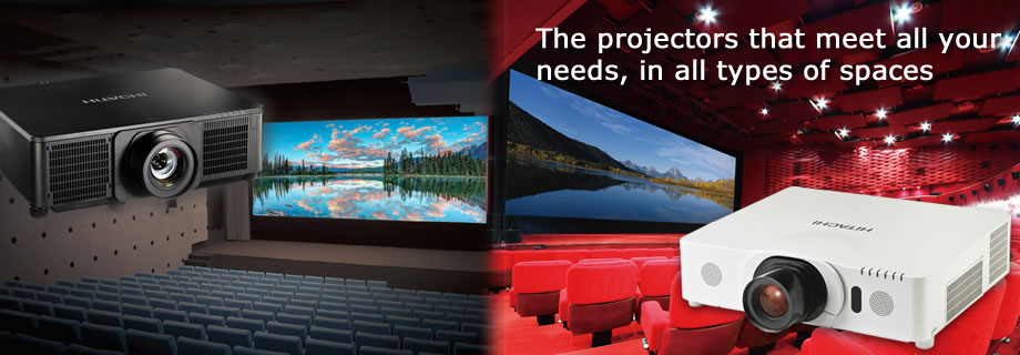 Installation & Large Venue Data Projector