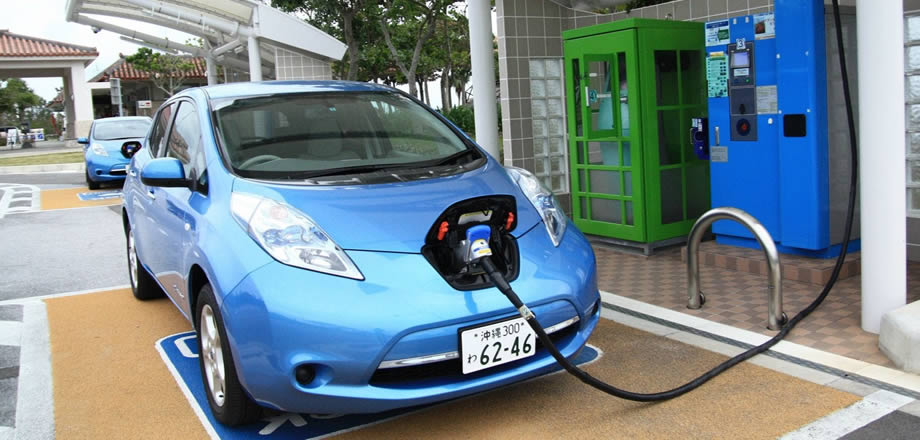 EV Charging Management Solutions in Okinawa