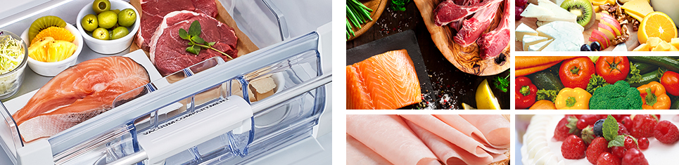 Optimum preservation for Food Freshness