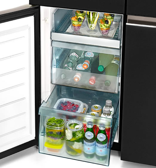 Refrigerator for your drinks and food