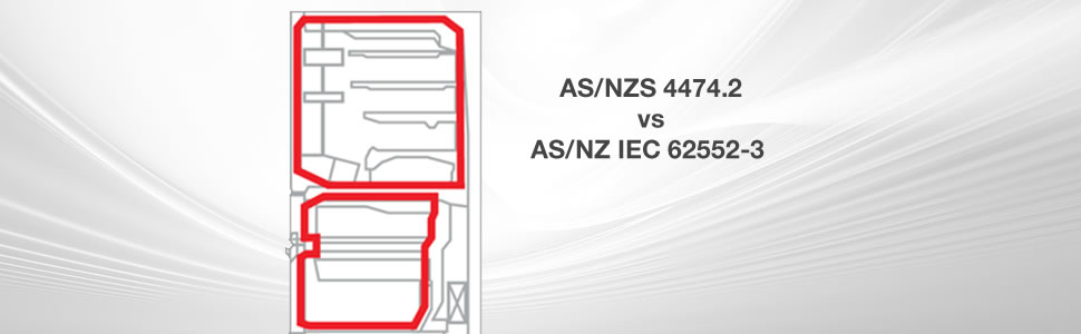 New Australia Refrigerator Standard AS/NZ IEC 62552-3 for R-WX670KA