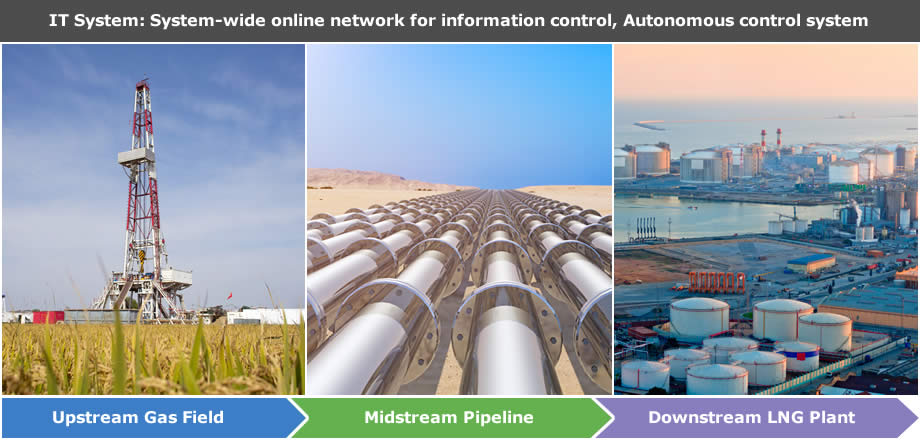 Oil & Gas: IT System