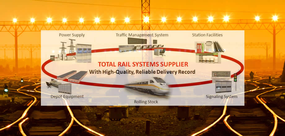 total rail systems