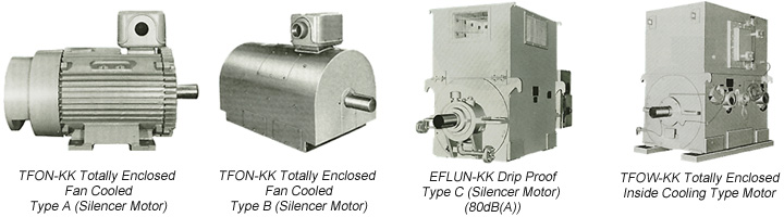 Low Noise Motors