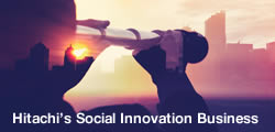 Hitachi's Social Innovation Business
