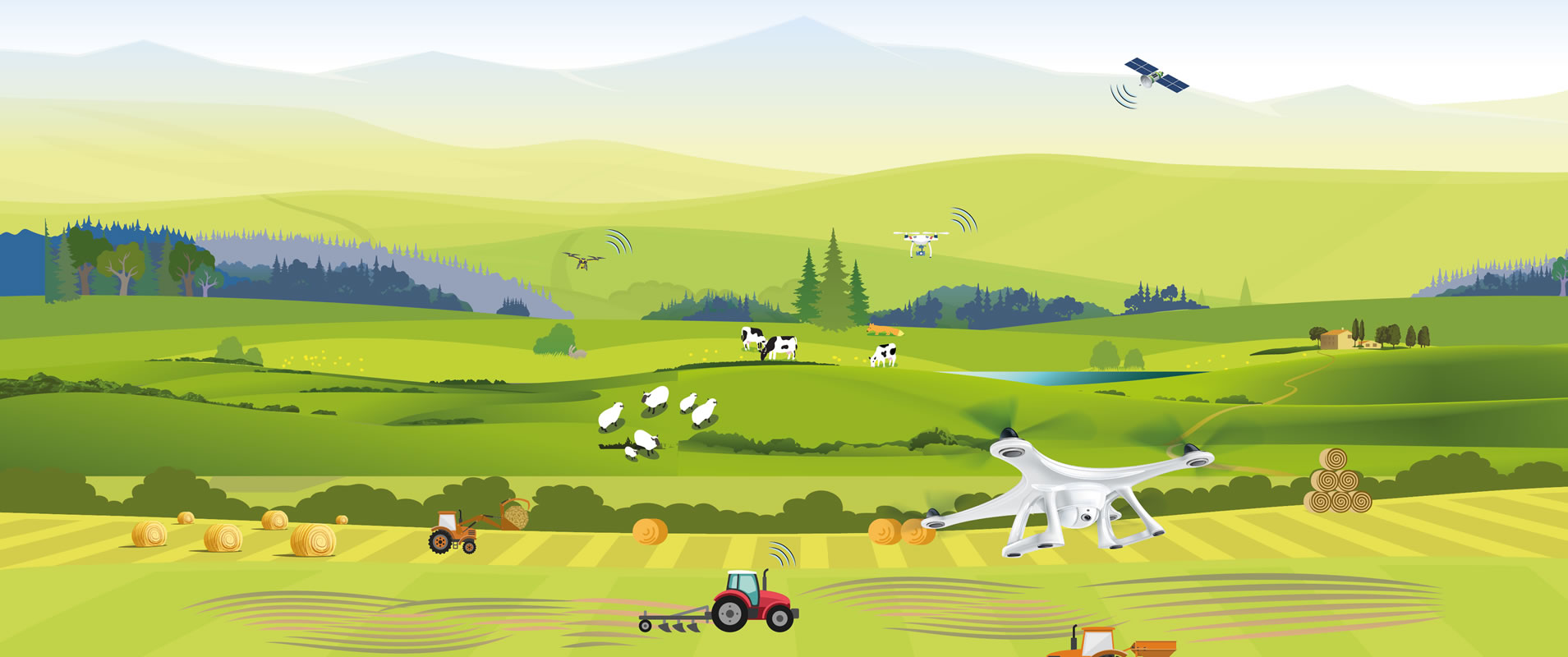 View the Precision Agriculture & HPI