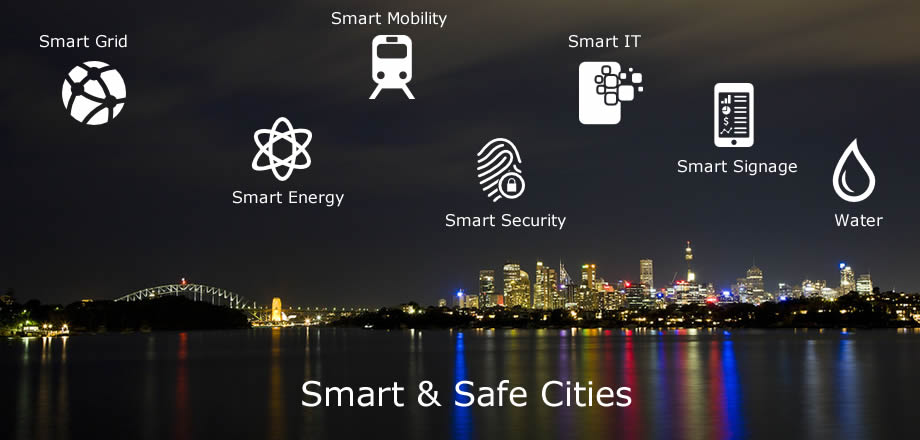 Smart and Safe Cities
