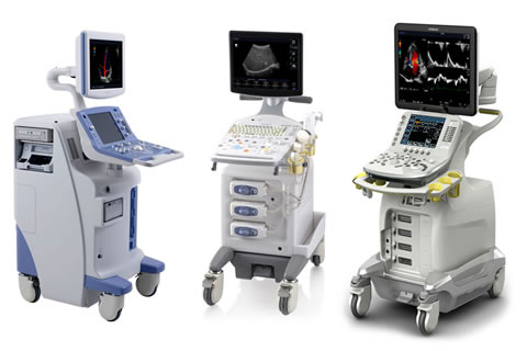 Ultrasound Consoles & Transducers