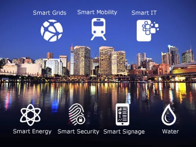 Smart and Safe Cities Solutions