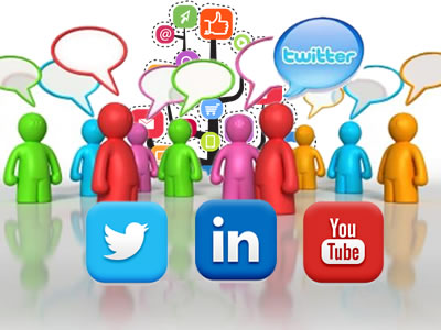 DPS LinkedIn, Twitter and Youtube Channel